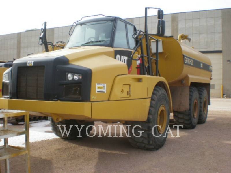 CATERPILLAR CAMIONES ARTICULADOS 740B WT equipment  photo 4