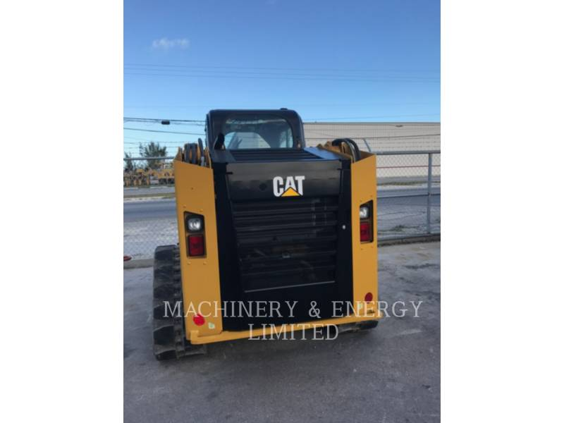 CATERPILLAR CARGADORES MULTITERRENO 279D LRC equipment  photo 2