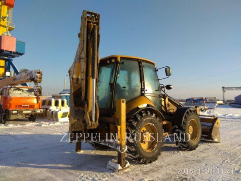 CATERPILLAR BAGGERLADER 434E equipment  photo 5
