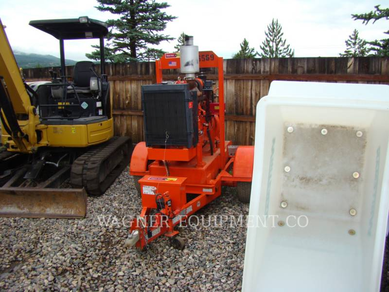 GODWIN PUMPS POMPE A EAU/ CD150M equipment  photo 1