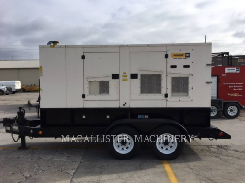 CATERPILLAR PORTABLE GENERATOR SETS XQ 175 equipment  photo 14