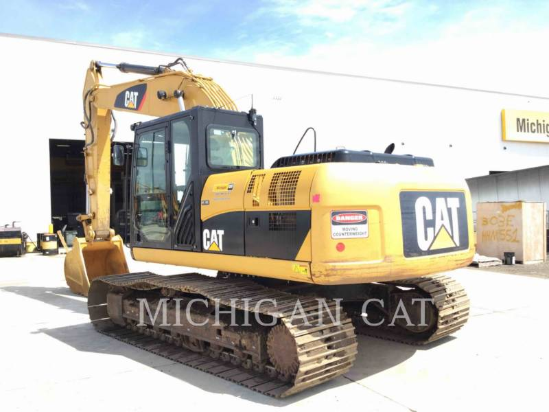 CATERPILLAR TRACK EXCAVATORS 320DL PQ equipment  photo 4