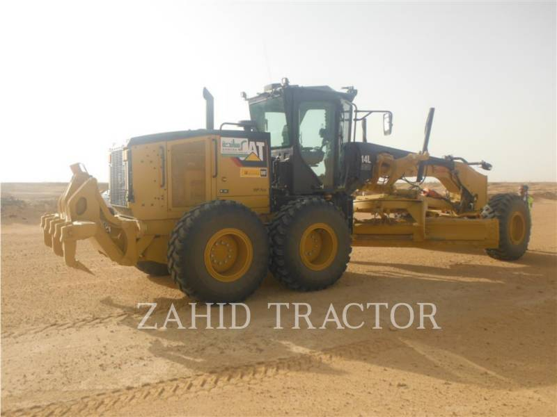 CATERPILLAR MOTOR GRADERS 14LAWD equipment  photo 3