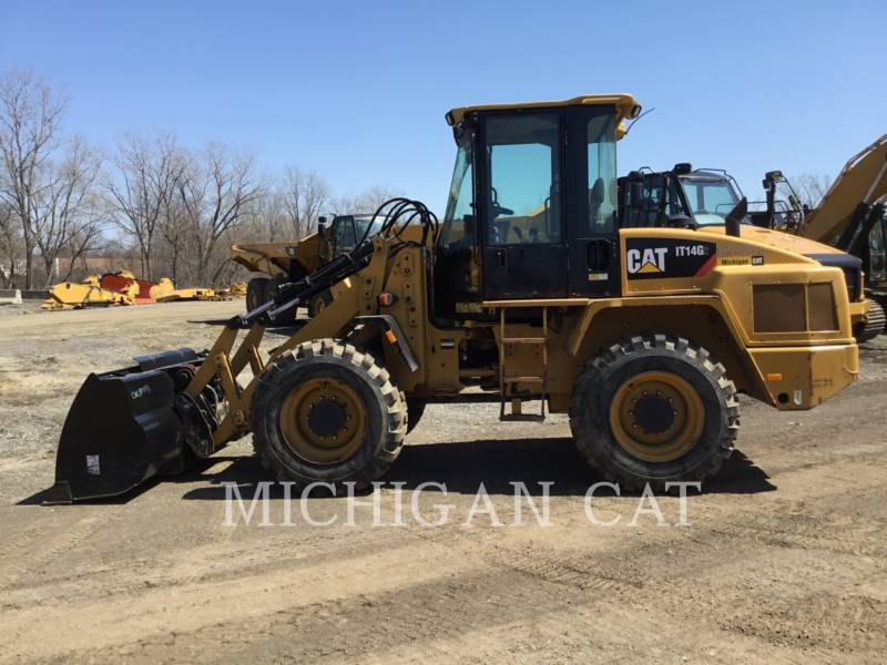 CATERPILLAR WHEEL LOADERS/INTEGRATED TOOLCARRIERS IT14G2 equipment  photo 6