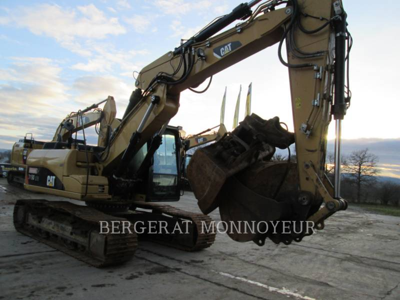 CATERPILLAR KETTEN-HYDRAULIKBAGGER 319D equipment  photo 2