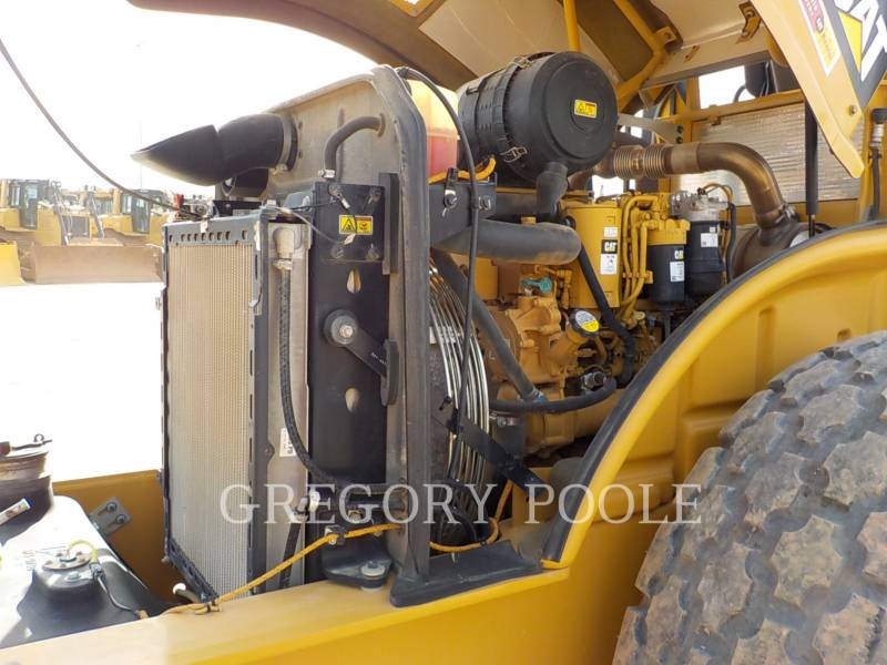 CATERPILLAR COMPACTEUR VIBRANT, MONOCYLINDRE LISSE CS-54B equipment  photo 21