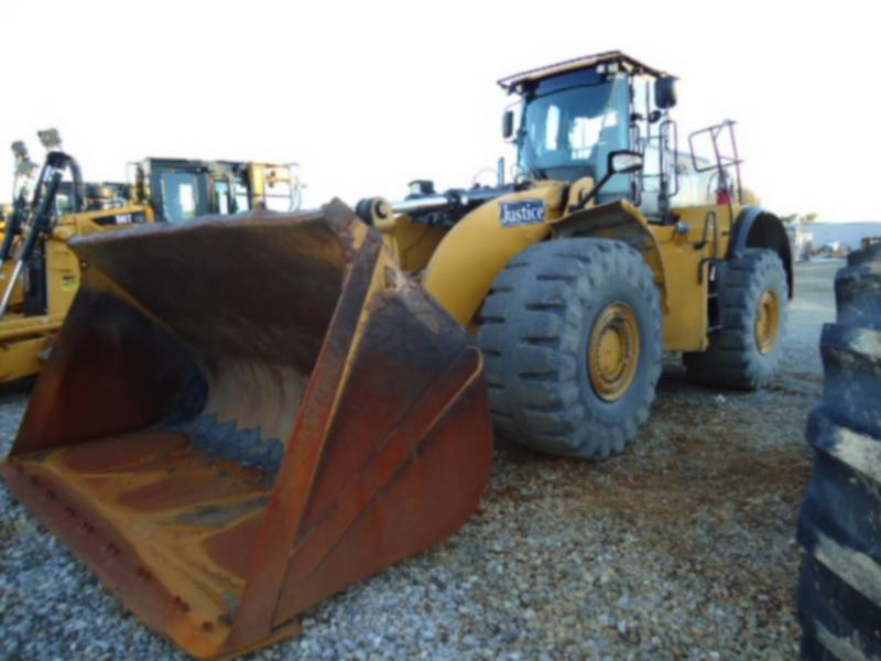 Caterpillar ÎNCĂRCĂTOARE PE ROŢI/PORTSCULE INTEGRATE 980K equipment  photo 3