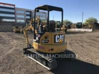 CATERPILLAR ESCAVATORI CINGOLATI 303ECR equipment  photo 3