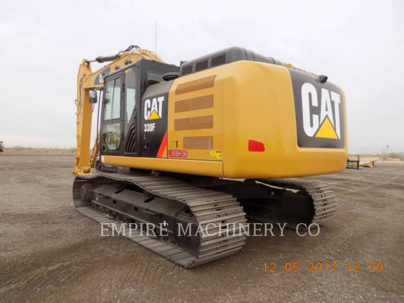 CATERPILLAR RUPSGRAAFMACHINES 330FL equipment  photo 3