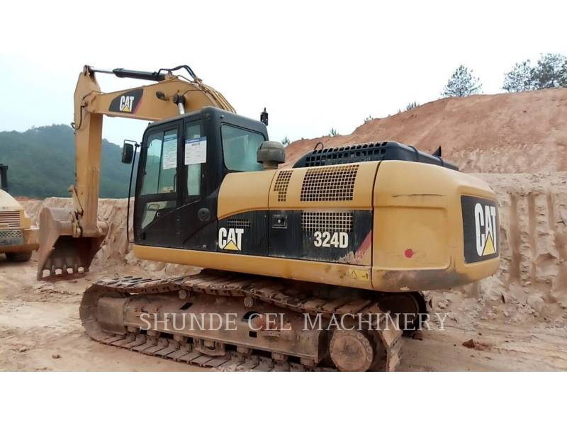 CATERPILLAR EXCAVADORAS DE CADENAS 324D equipment  photo 1