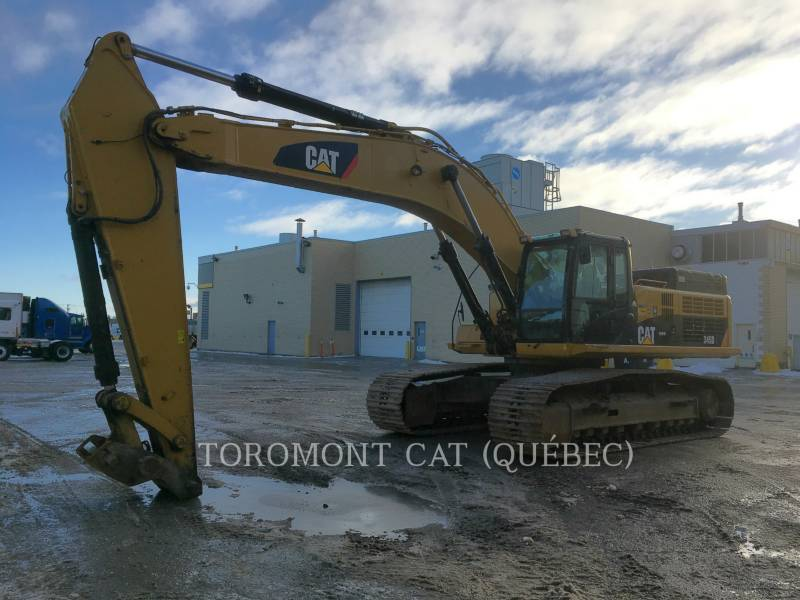 CATERPILLAR TRACK EXCAVATORS 345DLVG equipment  photo 1