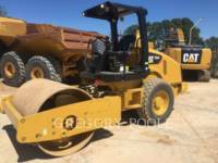Equipment photo CATERPILLAR CS-44 VIBRATORY SINGLE DRUM SMOOTH 1