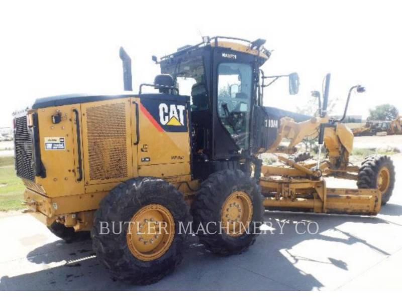 CATERPILLAR NIVELEUSES 140 M VHP equipment  photo 4