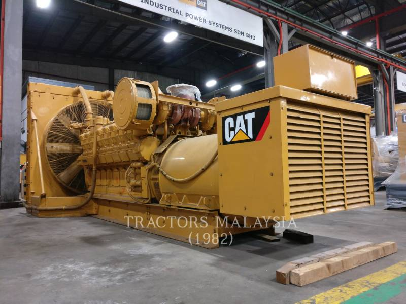 CATERPILLAR INDUSTRIAL 3516TA equipment  photo 1