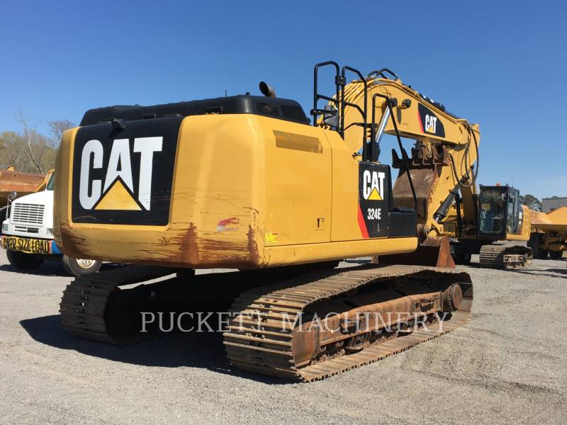 CATERPILLAR KETTEN-HYDRAULIKBAGGER 324EL equipment  photo 4