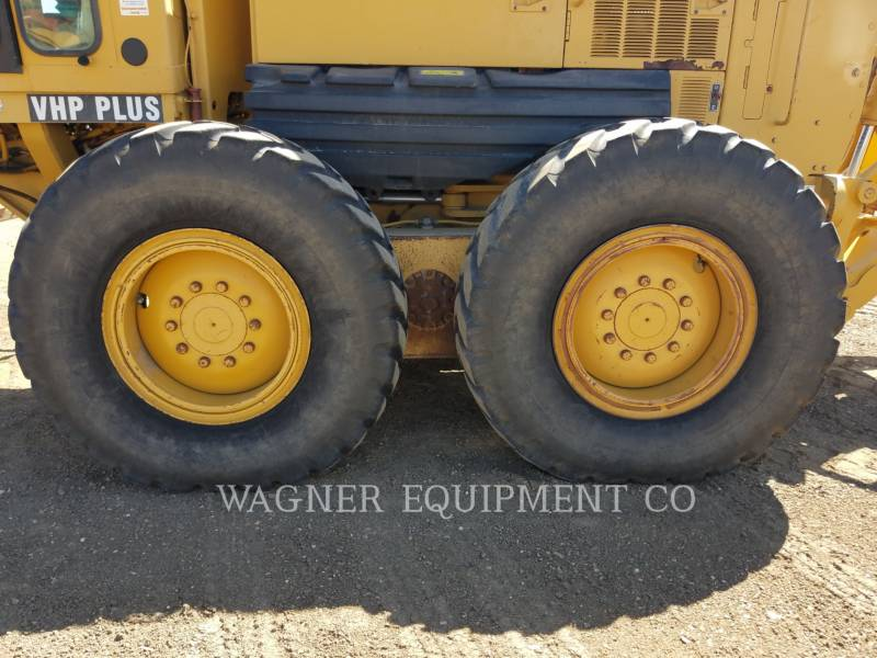 Caterpillar AUTOGREDERE 140HNA equipment  photo 8