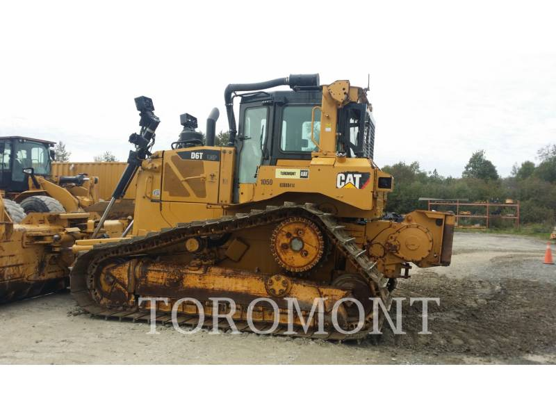 CATERPILLAR TRACTORES DE CADENAS D6TLGPVP equipment  photo 3