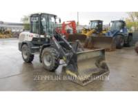 Equipment photo TEREX CORPORATION TL80 WIELLADERS/GEÏNTEGREERDE GEREEDSCHAPSDRAGERS 1