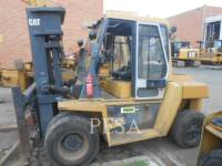 Equipment photo OTHER FRENCH MFGRS DP70 FORKLIFTS 1