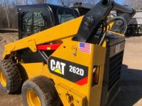 CATERPILLAR SCHRANKLADERS 262D equipment  photo 3