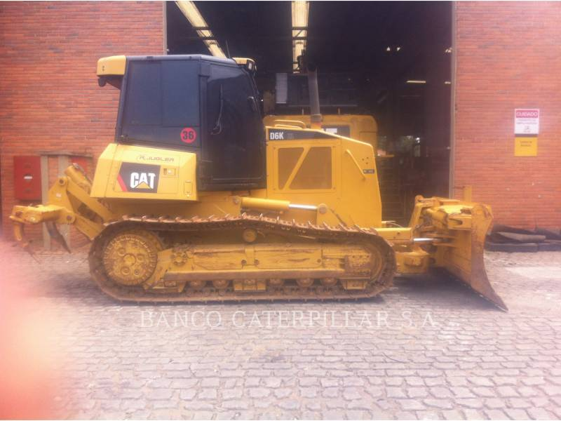 CATERPILLAR TRACK TYPE TRACTORS D6KXL equipment  photo 1