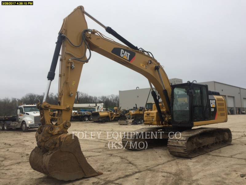 CATERPILLAR EXCAVADORAS DE CADENAS 326FL9 equipment  photo 1