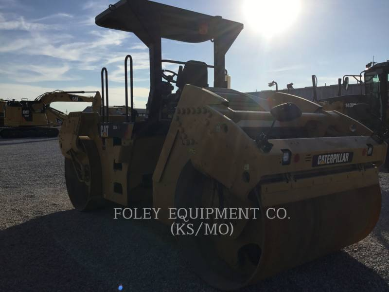 CATERPILLAR VERDICHTER CB54XW equipment  photo 4
