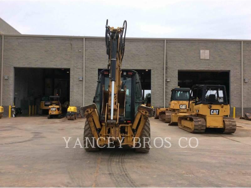 CATERPILLAR BACKHOE LOADERS 420E 4X4A equipment  photo 6