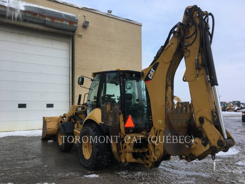CATERPILLAR CHARGEUSES-PELLETEUSES 450E equipment  photo 4