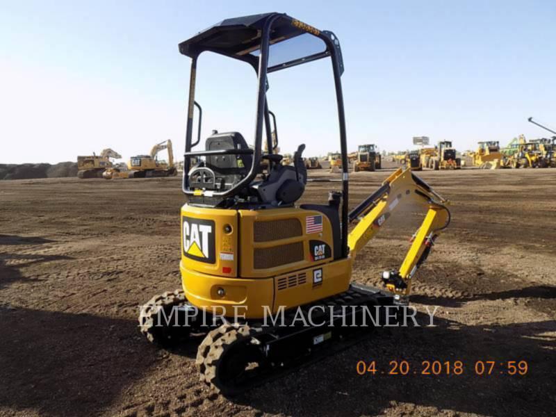 CATERPILLAR TRACK EXCAVATORS 301.7DCR equipment  photo 3