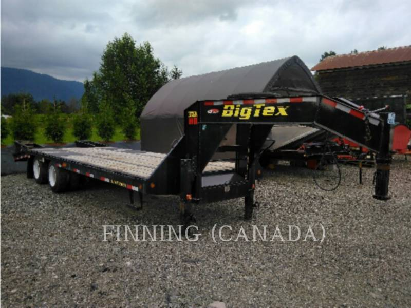 BIG-TEX TRAILER PRZYCZEPY 3XGN-20+5 equipment  photo 2