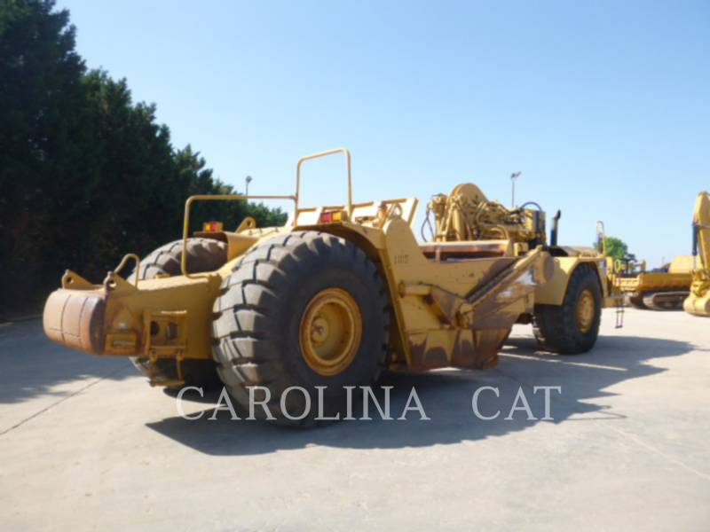 CATERPILLAR WHEEL TRACTOR SCRAPERS 621G equipment  photo 3