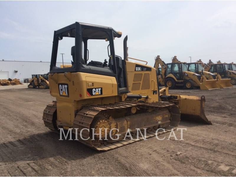 CATERPILLAR TRACK TYPE TRACTORS D3K2L equipment  photo 4