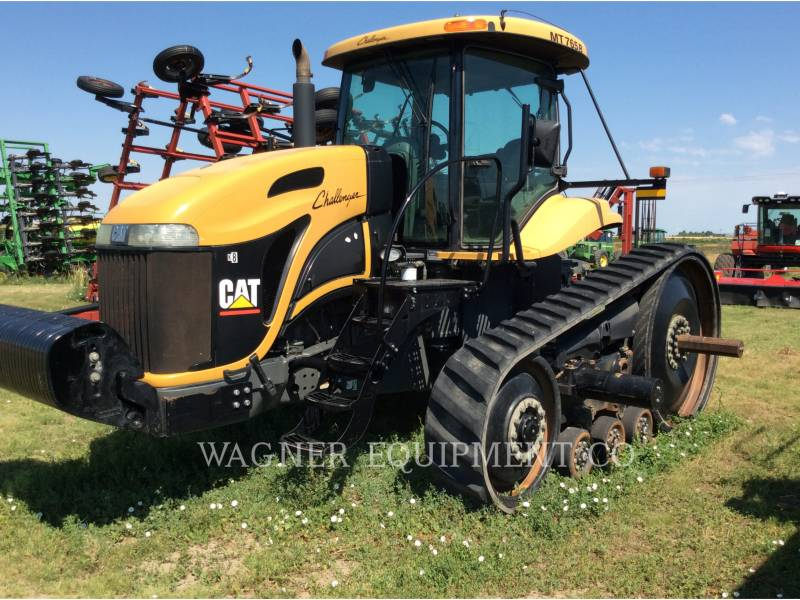 AGCO LANDWIRTSCHAFTSTRAKTOREN MT765B equipment  photo 1