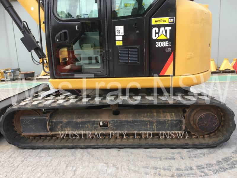 CATERPILLAR KETTEN-HYDRAULIKBAGGER 308E2CRSB equipment  photo 8