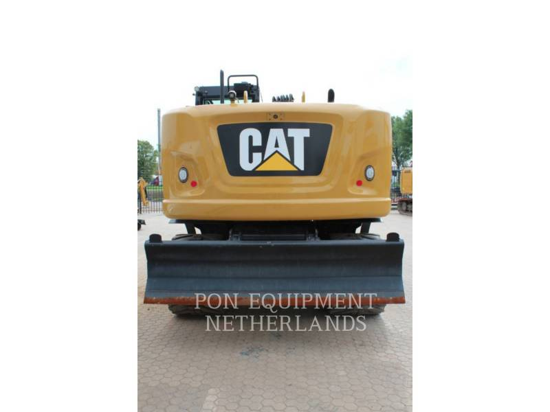 CATERPILLAR KOPARKI KOŁOWE M 316 F equipment  photo 24