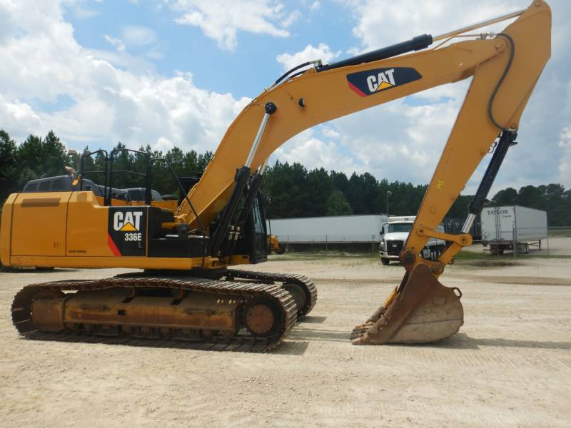 CATERPILLAR 履带式挖掘机 336 E L equipment  photo 4