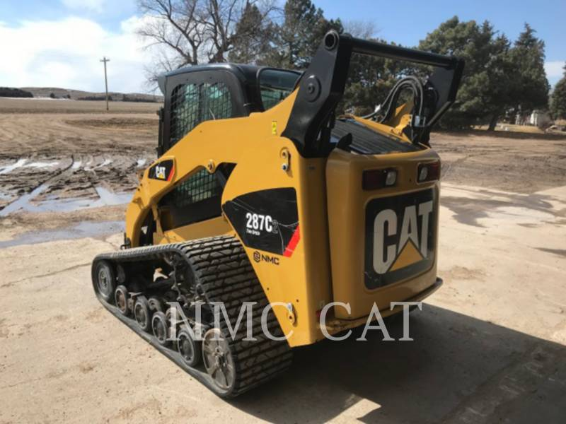 CATERPILLAR MULTI TERRAIN LOADERS 287C2 equipment  photo 2