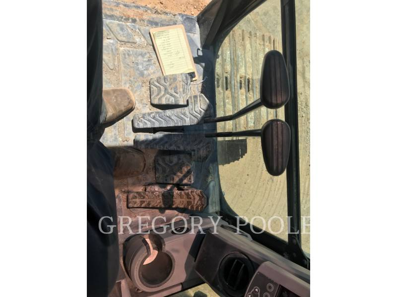 CATERPILLAR TRACK EXCAVATORS 330FL equipment  photo 21