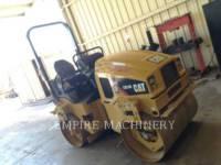 CATERPILLAR COMPACTEURS TANDEMS VIBRANTS CB24B equipment  photo 1