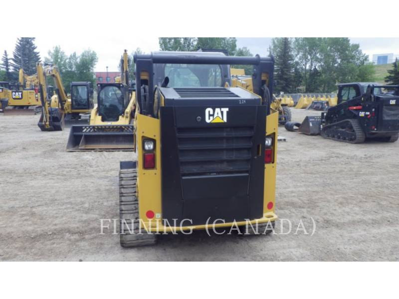 CATERPILLAR CARGADORES MULTITERRENO 257DLRC equipment  photo 3