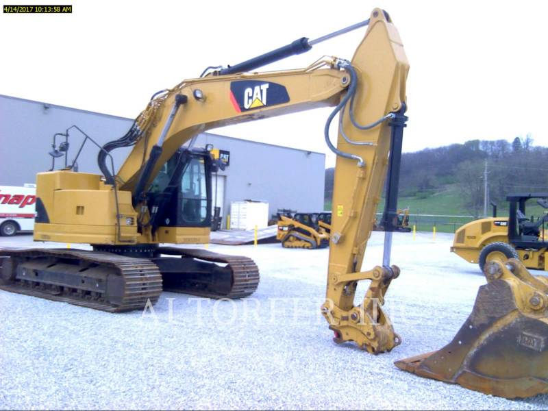 CATERPILLAR EXCAVADORAS DE CADENAS 321DL CR equipment  photo 4