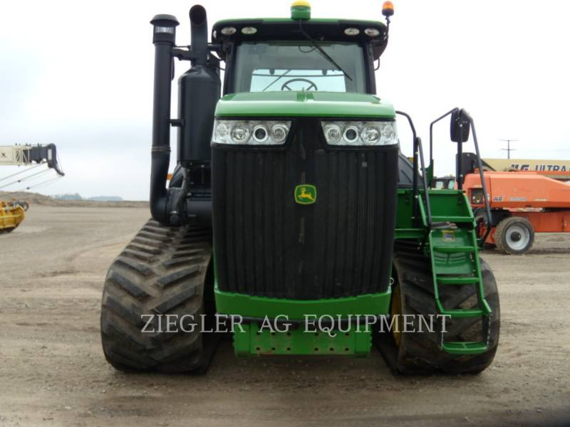 DEERE & CO. LANDWIRTSCHAFTSTRAKTOREN 9560RT equipment  photo 4