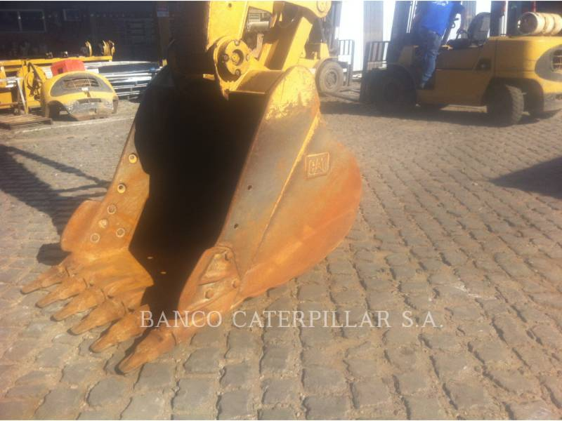 CATERPILLAR ESCAVADEIRAS 320D equipment  photo 8