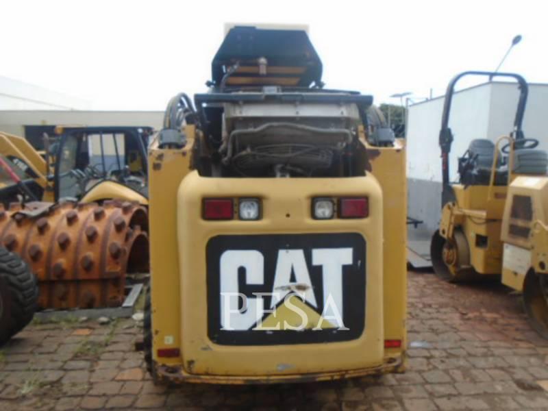CATERPILLAR MINICARREGADEIRAS 256C equipment  photo 5