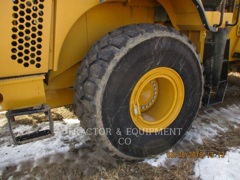 CATERPILLAR PALE GOMMATE/PALE GOMMATE MULTIUSO 972K equipment  photo 11