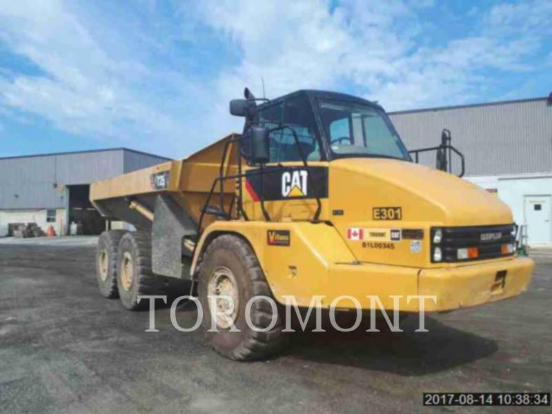 CATERPILLAR OFF HIGHWAY TRUCKS 725 equipment  photo 1