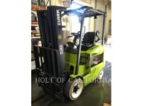 Equipment photo CLARK ECX25 FORKLIFTS 1