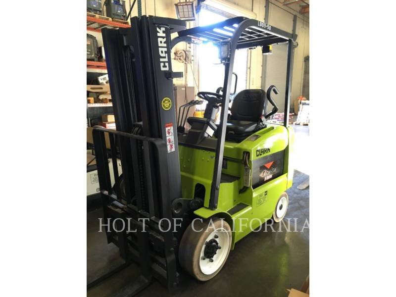 CLARK FORKLIFTS ECX25 equipment  photo 1