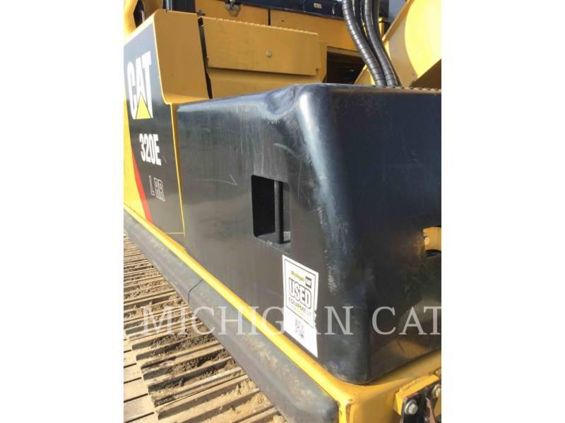 CATERPILLAR トラック油圧ショベル 320ELRR equipment  photo 21